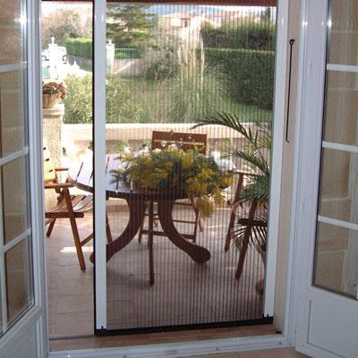 moustiquaire pliss e en aluminium ouverture lat rale msl salin de giraud 13129 vente de. Black Bedroom Furniture Sets. Home Design Ideas
