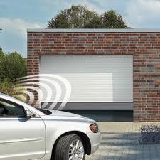 Porte de garage enroulable en aluminum installation sur - Porte de garage enroulable aluminium ...